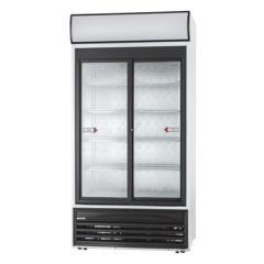 Холодильный шкаф UGUR USS 1000 DSCL