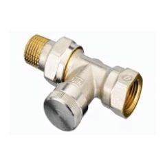 003L0144 Клапан запорный прям. никелир. RLV Ду 15 Danfoss