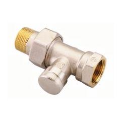 003L0146 Клапан запорный прям. никелир. RLV Ду 20 Danfoss