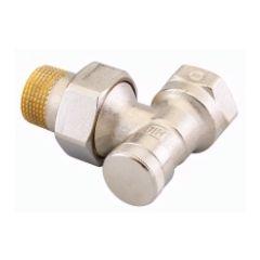 003L0145 Клапан запорный угл. никелир. RLV Ду=20 Danfoss