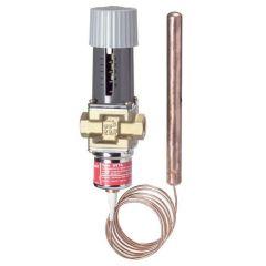 003N0050 Гильза для термобаллона AVTA, латунь, Ø18×220 мм, G3/4 Danfoss