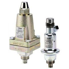 027B1102 CVPP (LP) Клапан регулятор перепада давления Danfoss