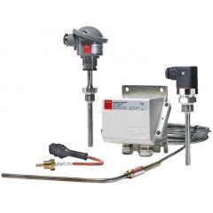 063G1306 Преобразователь давления MBS 1350, 0-400 бар, вых. сигнал 1-6V; встроеный датчик температуры: -40... +125 °C, вых. сигнал 1-6V; резъба G1/4, эл. присоединение M12x1. Danfoss