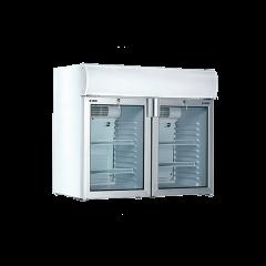 Холодильный шкаф UGUR USS 190 D2KL