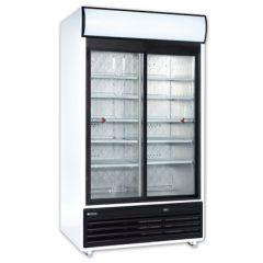 Холодильный шкаф UGUR USS 1100 DSCL