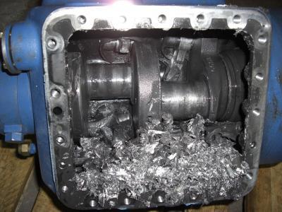 Антикислотный фильтр и замена компрессора