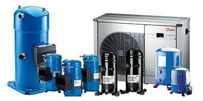 Компрессоры холодильные и агрегаты